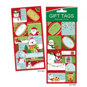 (20 Peel N' Stick Tags) Gift Tags