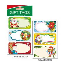 (6 peel n' stick tags) Gift Tags